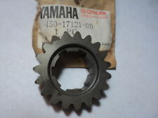 1973-75 YAMAHA MX250 MX360 MX400 TRANSMISSION GEAR 2ND PINION OEM 450-17121-00