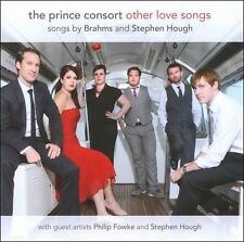 NEW - Other Love Songs - Songs by Brahms and Stehen Hough