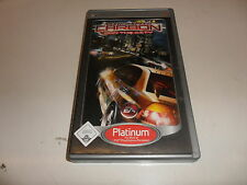 PlayStation Portable PSP  Need for Speed: Carbon: Own The City [Platinum]