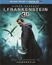 I, FRANKENSTEIN (BLU-RAY 3D & 2D/DIGITAL HD/ UV)