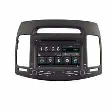"8"" HD Car DVD Player GPS Stereo Radio Navi Headunit for Hyundai Elantra"