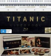 Titanic 15th Anniversary Edition Blu-Ray Region B - Australian *VGWC* + Warranty