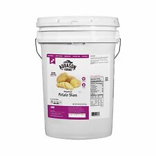 Augason Farms Dehydrated Potato Slices 10 lb Pail Emergency Food storage Needs