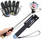 NEW Extendable Self Portrait Selfie Handheld Stick Monopod for iPhone Samsung KY