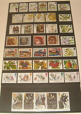 GB GREAT BRITAIN 1993 COMPLETE SETS FOR YEAR  U/M/MINT MNH