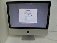 "Apple iMac 20"" Desktop - 2.26 GHz 2GB 160GB SuperDrive WiFi Cam A1224 MC015LL/B"