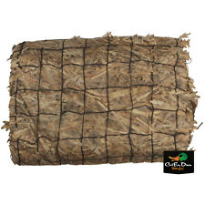 AVERY GREENHEAD GEAR GHG QUICK SET BOAT BLIND CAMO NET 14 TO 16 FEET KW-1 CAMO