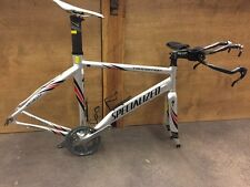 Specialized Transition Comp Aluminum Frame with Carbon Fork Profile Aero Bars