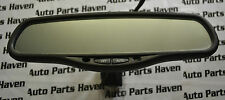 OEM GM or Ford Auto Dim Dimming Rear View Mirror Night Shade 2 Gray Buttons