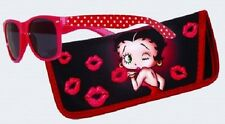 Betty Boop Sunglasses With Cloth Case