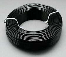 Shiny ALUMINIUM JEWELLERY CRAFT WIRE   1mm, 30 m, FAST SHIPPING!
