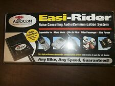 Autocom Active Easi Rider Kit 1 Advance Helmet Audio Noise *NEW* Ear Mic Headset