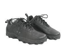 Oakley Men's Heritage Teeth Low Black Size 8.0 US - 11160-001-080