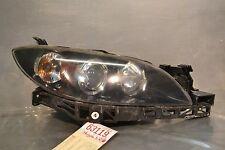 2004-2009 Mazda 3 Sedan Right Passenger Genuine Halogen OEM head light 19 2E1