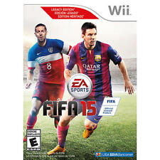 FIFA 15 for Nintendo Wii