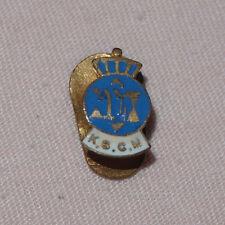 Reverse-Knopf K.S.C.M. Koninklijke Sportclub Maccabi Antwerpen Fussball Belgien