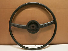 Vintage Antique Steering Wheel CHEVY FORD DODGE Car Truck Rat Rod Hot Rod - SEE!