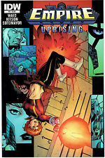 EMPIRE UPRISING #2 STANDARD COVER