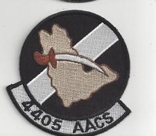 PATCH USAF 4405th AACS AIRBORNE AIR CONTROL SQUADRON             Jo