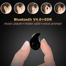 Mini Wireless Bluetooth 4.0 Stereo In-Ear Headset Earphone For Samsung I phone