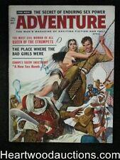 Adventure Apr 1962 Desoto/Saunders Claudia Cardinale