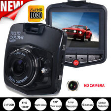 3''Full HD 1080P Auto Car DVR Kamera G-sensor Dashcam Cam Auto Recorder Schwarz
