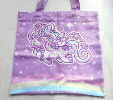 Rainbow Stardust Unicorn Tote Bag Fairy kei, Decora kei, Kawaii, Harajuku, Pony