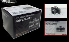 TAKARA MASTERPIECE TRANSFORMERS MP05G MEGATRON COLLECTOR REFLECTOR CAMERA COIN