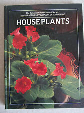 American Horticultural Society Encyclopedia of Gardening HOUSEPLANTS hardcover