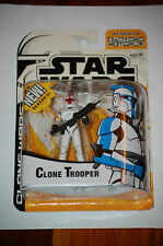 Clone Trooper Red-Star Wars The Clone Wars Cartoon Network-MOC