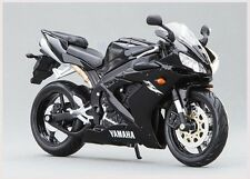 Maisto 1/12 Scale YAMAHA YZF-R1 Diecast Motorcycle Model Collectible Gift Black