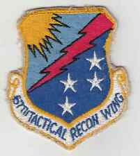 Wartime 57th Tactical Recon Wing Patch