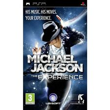 Michael Jackson: The Experience (PSP)  BRAND NEW AND SEALED - QUICK DISPATCH