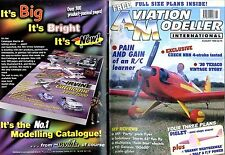 AVIATION MODELLER INTERNATIONAL MAGAZINE 1999 AUG PARTY CLASSIC, TWINSTAR, DG600