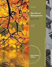 New Era Management 11by Richard L. Daft (Paperback, 2013) ISBN: 9781285068770