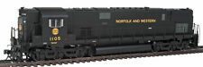 BOWSER 24014 HO Scale ALCO C-628 N&W 1105 LOKSOUND DC/DCC/SOUND - NEW IN BOX