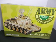 HUMBROL ARMY OF THE WORLD 1.35 AMX30 DCA TANK  MODEL KIT