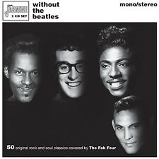WITHOUT THE BEATLES 2 CD NEU BUDDY HOLLY/CHUCK BERY/ELVIS PRESELY/+