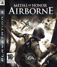 Medal of Honor: Airborne PS3 * En Excelente Estado *