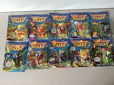 Bucky O'Hare Complete 10 Figure Set Sealed