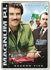 Magnum P.I.: Season 5 New DVD! Ships Fast!