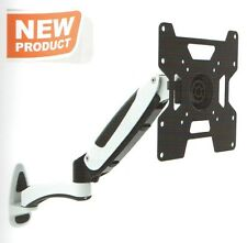 "RobotArm GST202 Gas Spring Wall Mount for 32"" to 42"" LCD or TV monitors NEW"