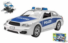 Police Car Junior Plastic Kit 1:20 Model 00802 REVELL