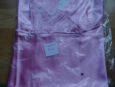 Satin Nightwear. Candy Pink Small/Medium.