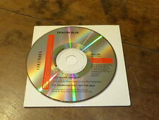 DEACON BLUE - ONLY TENDER LOVE !!PRO 756!! CARDSLEEVE!! RARE CD PROMO!!!!