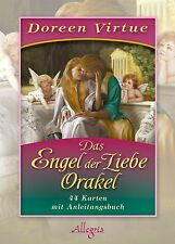Das Engel der Liebe-Orakel, Orakelkarten Doreen Virtue