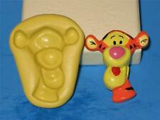 Winnie the Pooh Tigger 2D Push Mold Food Safe Silicone Cake Topper  Resin A246
