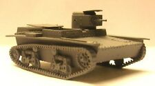 Milicast BR12 1/76 Resin WWII Russian T-38 Amphibious Tank