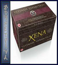 XENA WARRIOR PRINCESS-  ULTIMATE COLLECTION **BRAND NEW & SEALED