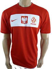 Nike Polen Poland Jersey Trikot rot Gr.L